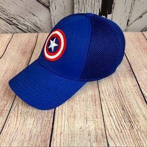Official Marvel Captain America Flex Hat